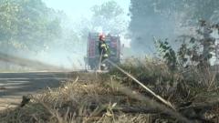 Strażacy będą ćwiczyć w podbraniewskich lasach. Zachowajcie ostrożność