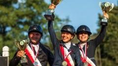 Natalia Kasza z Fromborka ze złotym medalem mistrzostw Polski