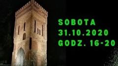 Nocne zwiedzanie Wieży Bramnej