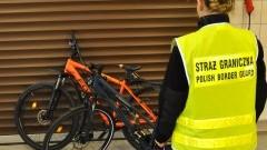 Skradzione rowery w Niemczech odzyskane na przejściu w Grzechotkach