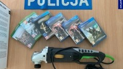 18 i 24-latek kradli w jednym z miejscowych sklepów