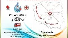 Braniewo: Podziel się krwią z potrzebującymi