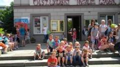 Przedszkolaki w teatrze lalek