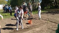 Utworzyli szkolny ogród dydaktyczny