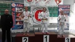 Judoczki z Braniewa spisały się na medal