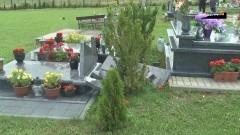 Makabryczne odkrycie na cmentarzu w Szylenach: Ktoś zdewastował nagrobki…