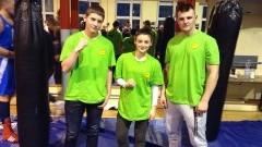 Sukcesy braniewskich bokserów na Mistrzostwach Warmii i Mazur