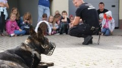 Z wizytą w komendzie policji