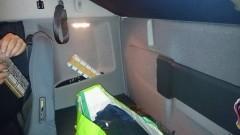 Granica: Kontrabandę ukrył w tirze