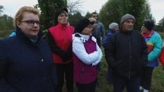 Burmistrz Braniewa spotkała się z mieszkańcami przy ul. Długiej