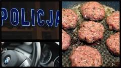 Awantura o niewysmażone kotlety - Policjanci podsumowali weekend