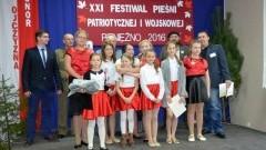 Śpiewali z okazji Święta Niepodległości. XXI Festiwal Pieśni Patriotycznej…