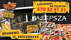 Pizza z Crazy Pepe. Mamy dla Was kupony na darmową pizzę [aktualizacja]
