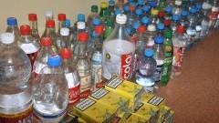 Nielegalny spirytus, papierosy i amunicja w gospodarstwie na terenie gminy…