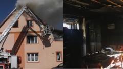 Ogień pozbawił ich dachu nad głową. Pomóżmy pogorzelcom z Braniewa