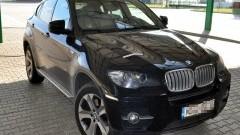 Straż Graniczna zatrzymała BMW z przerobionym numerem VIN