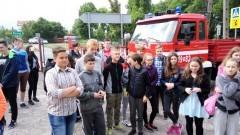 Strażacy z Fromborka otworzyli bramy remizy