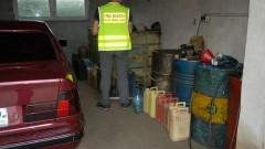 Gmina Płoskinia: Handlowali kontrabandą. Wpadli na gorącym uczynku