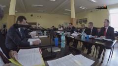 XIV Sesja Rady Powiatu Braniewskiego [wideo]