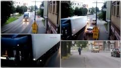 Widział jak kobiecie wypadł telefon. Zatrzymał auto na środku drogi,…