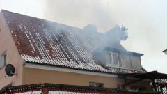 Niebezpieczne pożary sadzy. Strażacy apelują o ostrożność