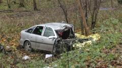 Tragedia na drodze. Dwóch braci zginęło w wypadku
