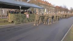 Żołnierze I zmiany PKW Łotwa wrócili z misji