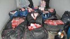 Policjanci z Braniewa przechwycili 8 kg bursztynu i 171 tys. papierosów…