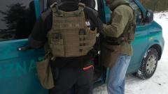 Straż Graniczna rozbiła grupę zajmującą się handlem nielegalnymi…