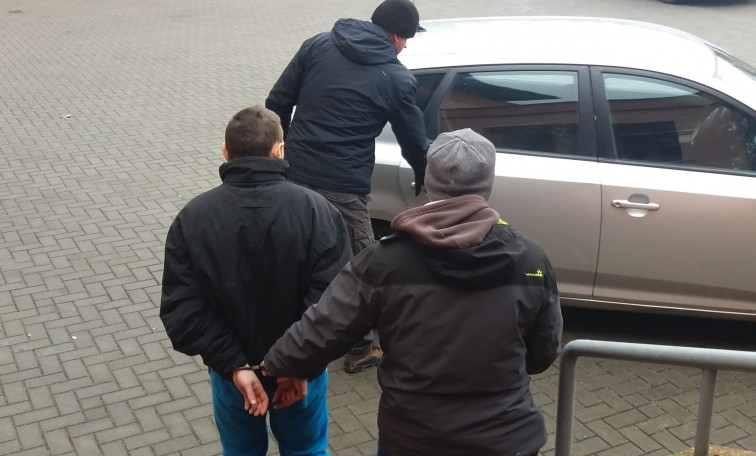 4 poszukiwanych listem gończym zatrzymanych w ciągu tygodnia