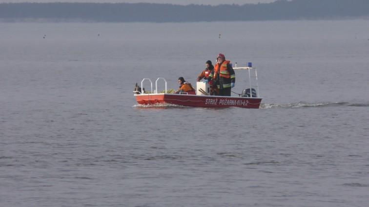 Z Zalewu Wiślanego w rejonie Nowej Pasłęki wyłowiono zwłoki mężczyzny