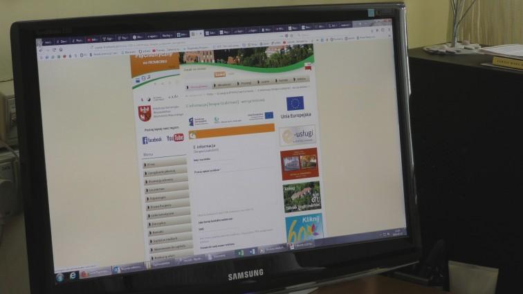 E-usługi w Szpitalu Psychiatrycznym we Fromborku