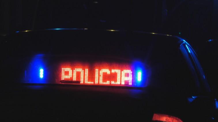 Pijany motorowerzysta jechał całą szerokością jezdni – zatrzymali go policjanci