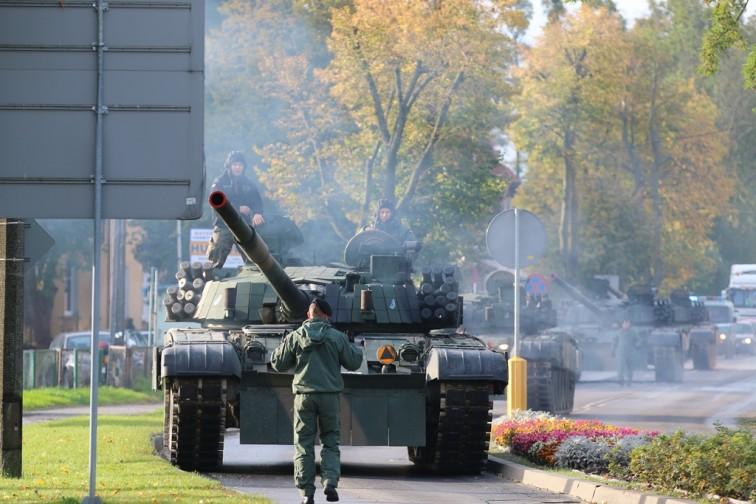 Dziś święto 9 Braniewskiej Brygady Kawalerii Pancernej