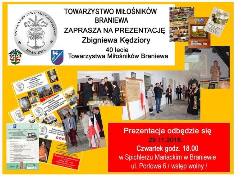 Jubileusz Towarzystwa Miłośników Braniewa