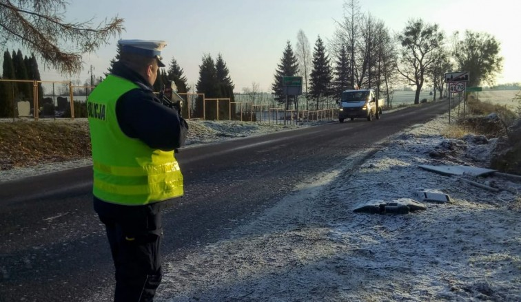 Policjanci podsumowali lokalne działania ,,Prędkość''
