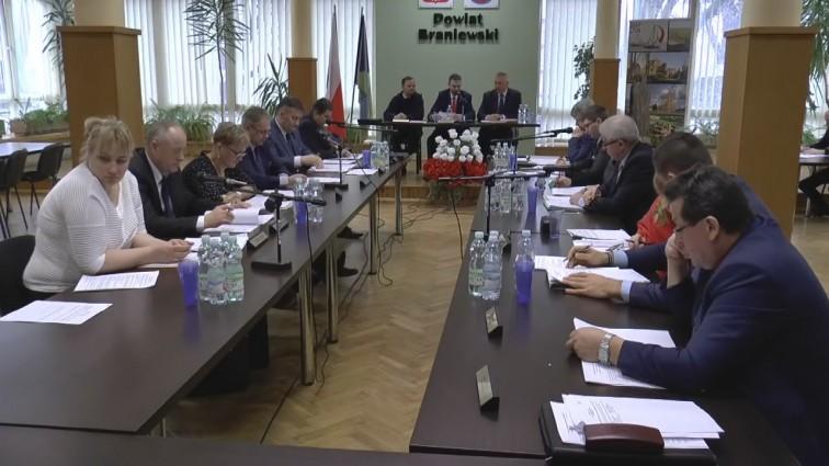 Radni wybrali członków komisji. II sesja Rady Powiatu Braniewskiego