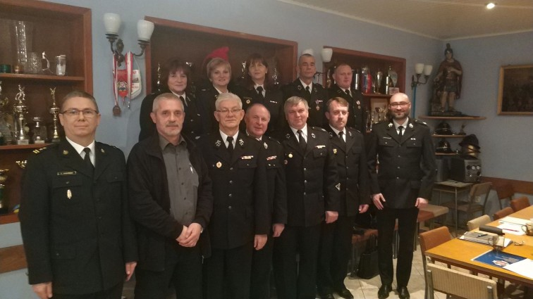 Frombork : Obradowali strażacy OSP