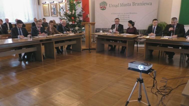 III sesja Rady Miejskiej w Braniewie [retransmisja]