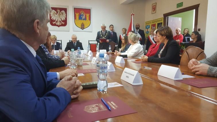 Frombork: III sesja Rady Miejskiej we Fromborku