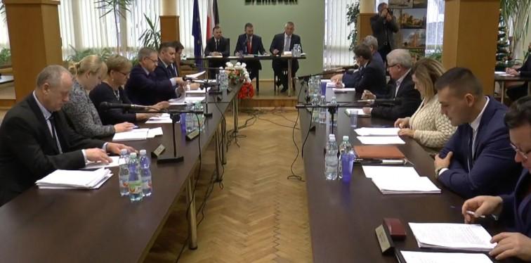 III sesja Rady Powiatu Braniewskiego