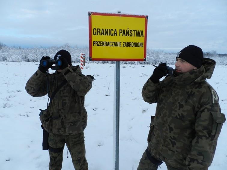 Trwa nabór do służby w Warmińsko-Mazurskim Oddziale Straży Granicznej