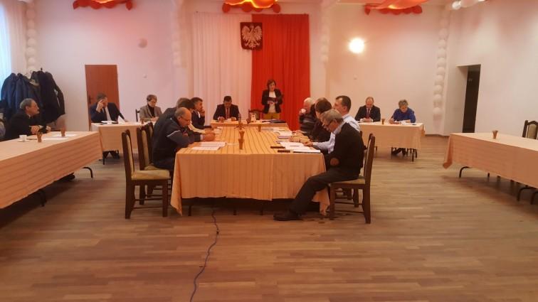 III sesja Rady Gminy Płoskinia