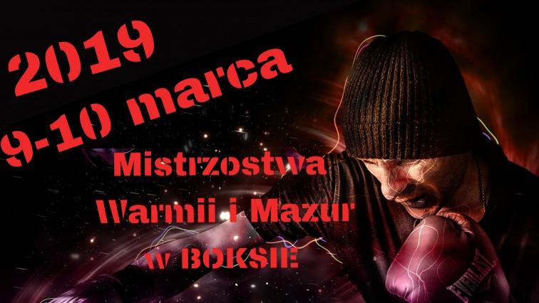 Weekend z boksem w Braniewie. Zawodnicy powalczą o medale mistrzostw województwa