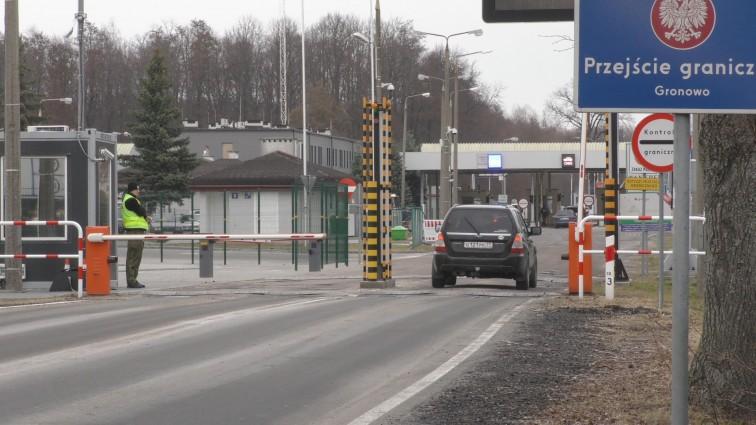 Odprawa na przejściu w Gronowie będzie czasowo wstrzymana