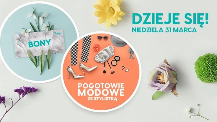 Wiosna w Ogrodach
