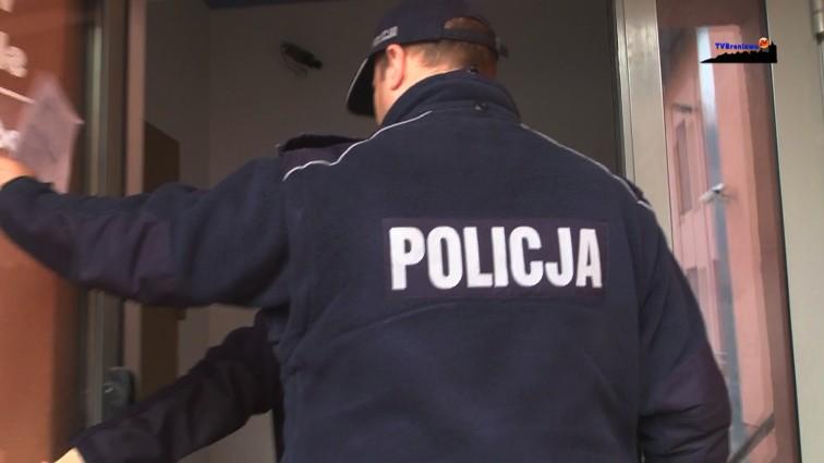 Policjanci zatrzymali mężczyznę, który zranił znajomego nożem