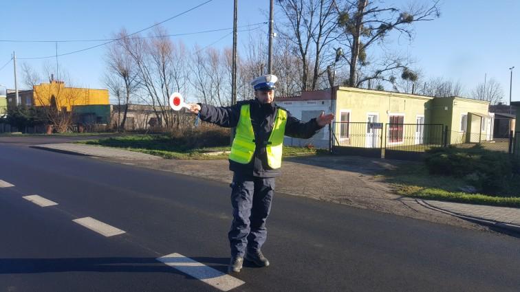 Trwa akcja policji: Niechronieni uczestnicy ruchu drogowego
