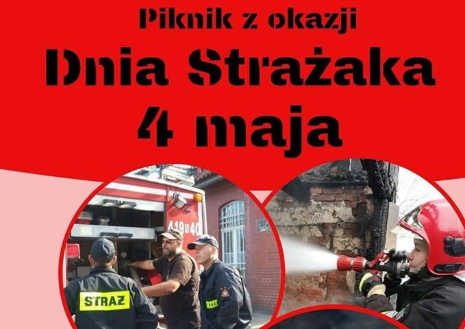 Strażacy ochotnicy z Braniewa zapraszają na piknik