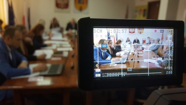 VII sesja Rady Miejskiej we Fromborku [na żywo]
